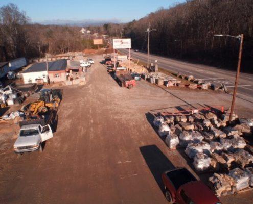 Asheville Yard